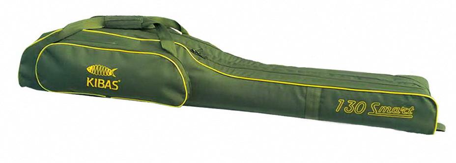Чехол Kibas для удилищ 130 см, 3 секции SMART Fishing 6023