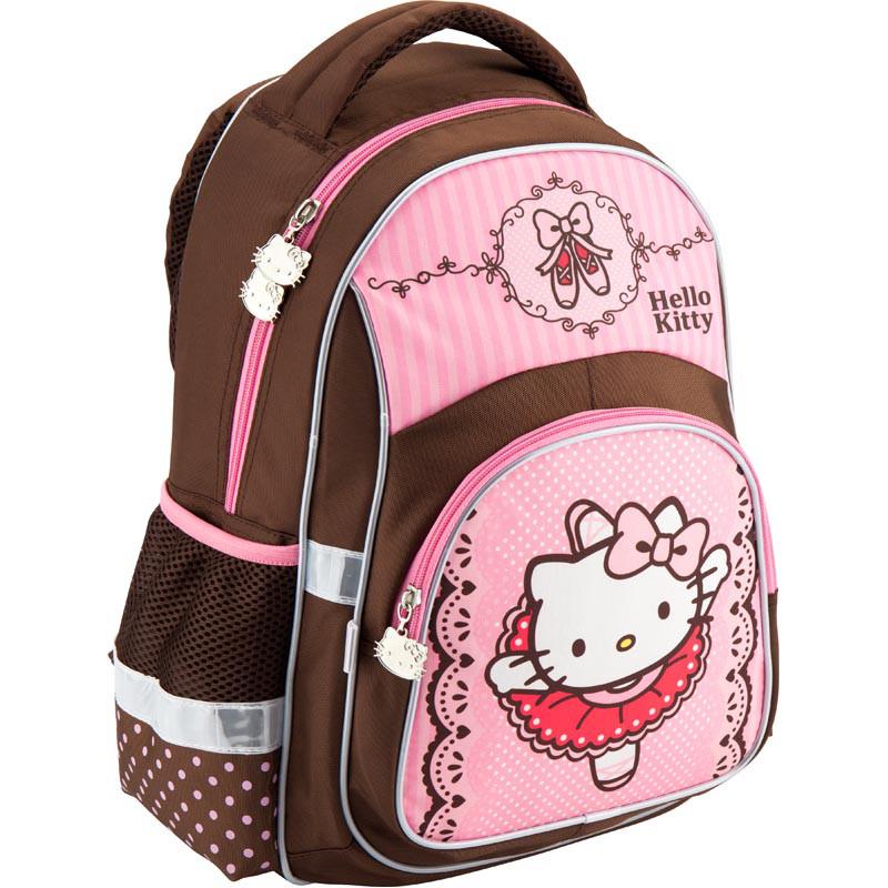 fa7347eef43f Рюкзак школьный Kite Hello Kitty HK18-518S - Интернет-магазин для маленьких  и пушистых