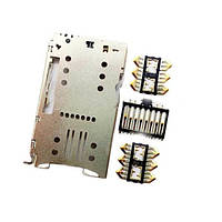 Коннектор SIM-карты Meizu M3 Note