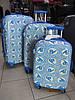 Средний чемодан Ambassador Retro
