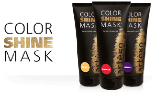 Color shine mask