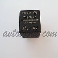 Реле поворотов ВАЗ 2108-15 3-х контактное 12В 712.3777 (Россия, Энергомаш)