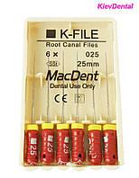 K-Files / K-ФАЙЛ 25 мм # 025 / Germany