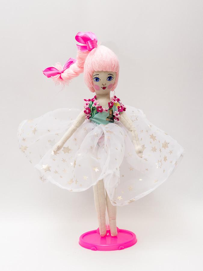 Кукла  Vikamade балерина.