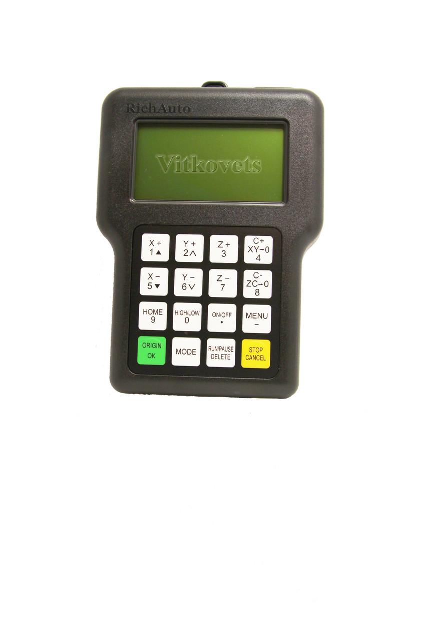 DSP Контролер фрезерного станка на 4 координаты RichAuto-A18