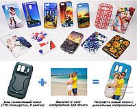 Печать на чехле для Nokia PureView 808 (Cиликон/TPU)