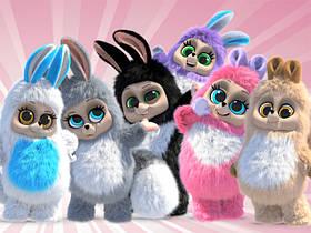 Fur Babies от Moose. Сладкие сны!