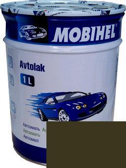 Автокраска 303 Хаки Helios Mobihel алкидная 1л