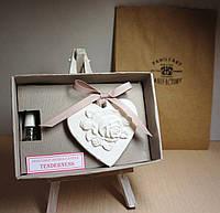 Арома камень 6х7см Медальон с арома TENDERNESS / Нежность 3мл