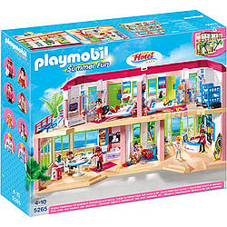 Playmobil 5265 Великий готель (Плеймобил конструктор Большой отель)