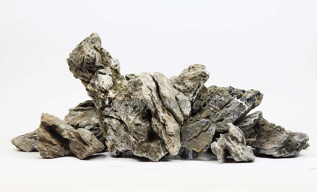 "Камень ""Черный кварц"" набор 10 кг"