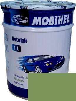 Автокраска 325 Липа зеленая Helios Mobihel алкидная 1л