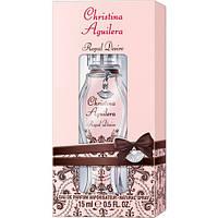 Женская парфюмированная вода Christina Aguilera Royal Desire 15ml