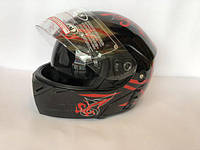 Шлем FGN трансформер с очками, модель 21