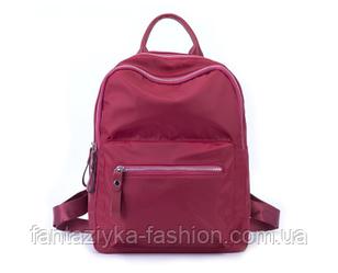 Рюкзак молодежный красный
