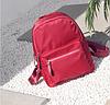Рюкзак молодежный красный, фото 3