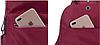 Рюкзак молодежный красный, фото 9