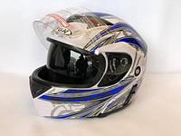 Шлем FGN трансформер с очками, модель 23