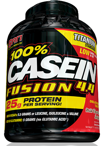 SAN 100% Casein Fusion 2000g