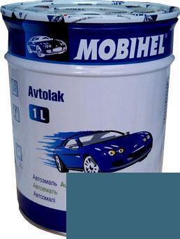 Автокраска 400/470 Босфор Helios Mobihel алкидная 1л