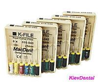 K-Files / K-ФАЙЛ 25 мм # 015-040 / Germany