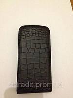 Чехол-книжка Croco Classic Black Nokia Lumia 820