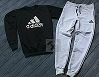 Спортивный костюм adidas (Свитшот+штаны)