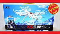Квадрокоптер X5SW-1 c WiFi камерой, фото 1