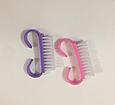 Щётки для ногтей мини 2 шт в упаковке, фото 2