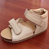 Ортопедическая обувь детская босоножки Ortex Т62., фото 3