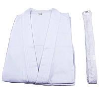 """Качественное кимоно карате, """"Tiger"""" (рубчик), рост 130-190 см 150"""