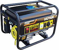Бензиновый генератор Huter DY3000L, 2500 Вт