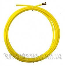 Тефлоновий канал (жовтий) 2,7/4,7/350 для дроту D 1,6 - 2,0 мм