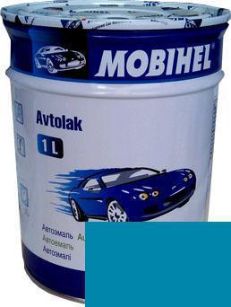 Автокраска 425 Адриатика Helios Mobihel алкидная 1л