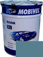Автокраска 427 Серо-голубая Helios Mobihel алкидная 1л