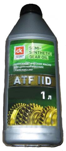 Трансмиссионное масло Дорожная Карта ATF IID 1л