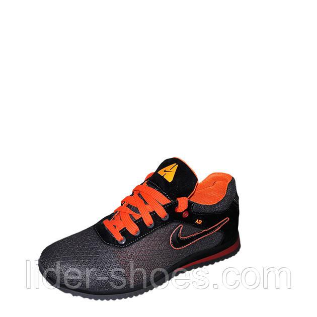 Кроссовки подростковые копия Nike сетка