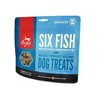 Orijen (Ориджен) Six Fish лакомство для собак (42,5 г)