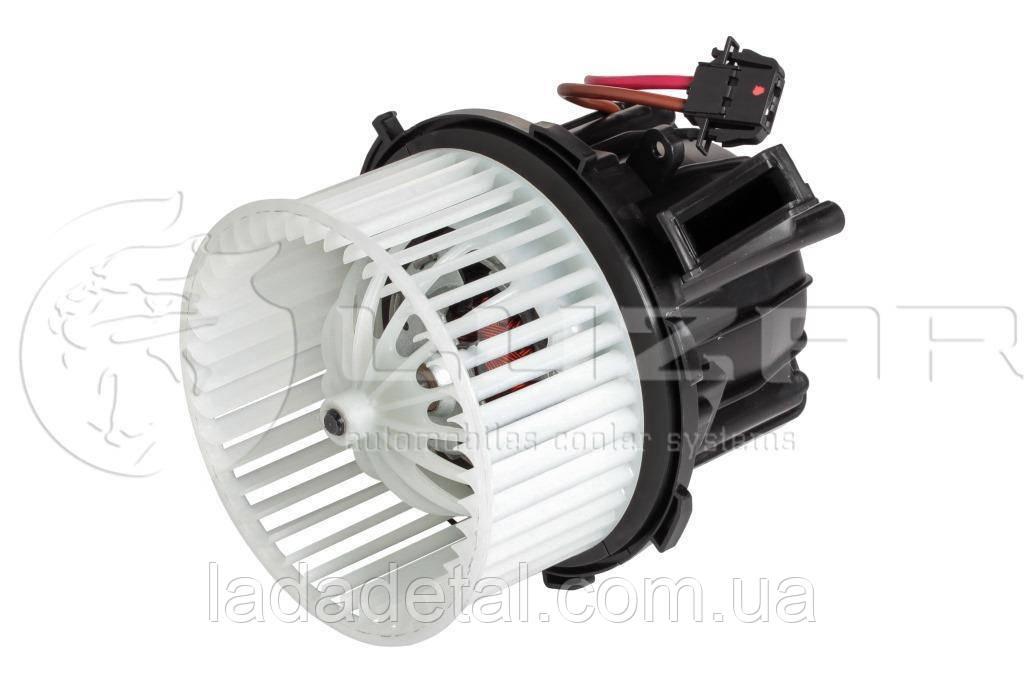 Мотор печки Ауди А4 / Audi A4 (07-) A6 (11-) МКПП/АКПП (LFh 1880) Luzar