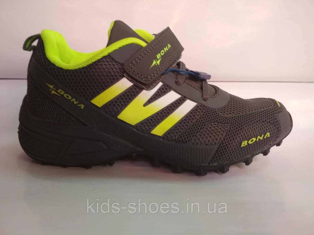 58967f6f Детские дышащие кроссовки Bona 32-20,5 см - Интернет-магазин «Kids