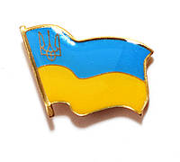"Значок ""флаг Украины 2"", фото 1"