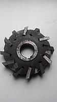 Фреза дисковая трехсторонняя с р/н 125х20