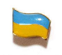 Значок флаг Украины маленький