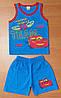 Костюм для мальчика Майка и шорты Принт Тачка Night day 1 (р) рост 86