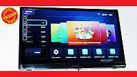 "LCD LED Телевизор JPE 28"" Smart TV, WiFi, 1Gb Ram, 4Gb Rom, T2, USB/SD, HDMI, VGA, Android 4.4"