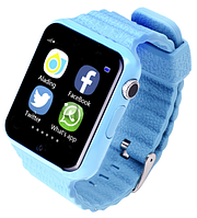 Смарт-часы Smart Baby Watch V7K Blue