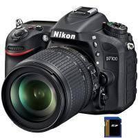 Цифровой фотоаппарат Nikon D7100 18-105 VR kit (VBA360K001)