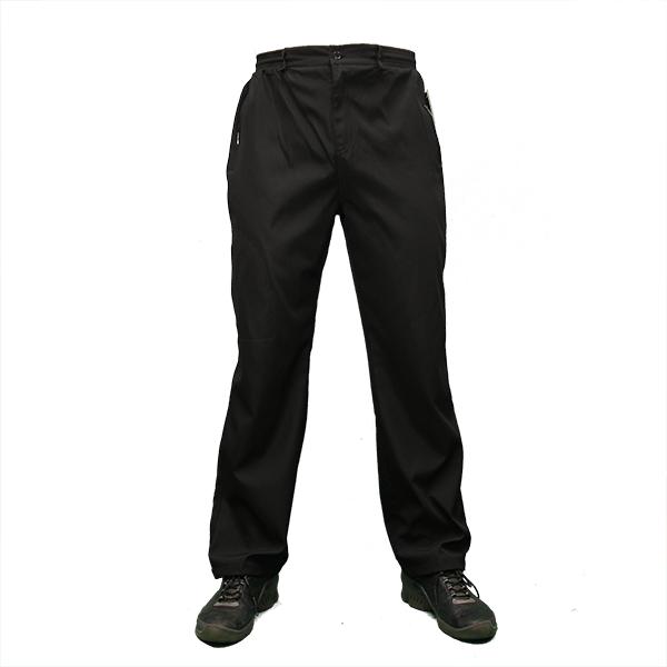 Зимние подростковые брюки плащевка на флисе AHR21P