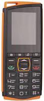 Sigma mobile Comfort 50 mini 4 Dual Sim Black/Orange (4827798337448)