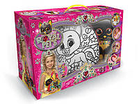 Набор для творчества Danko Toys сумочка-раскраска Royal Pet's (5)